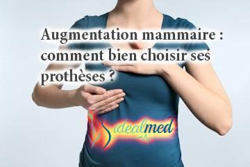 Augmentation mammaire : comment bien choisir ses prothèses ?