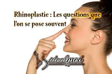 Rhinoplastie Tunisie : Les questions que l'on se pose souvent